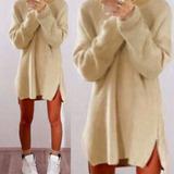 Sweater Pullover Lana Fina C/ Cierres Talle Especial 6xl Usa