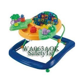 Andaderas Caminadoras Musical Para Bebés Safety 1st