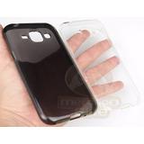Capa Samsung Galaxy J1 Ace J110 Case + Pelic Vidro Temperado