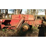 Maquina Enfardadora De Pasto, De Uso Agricola Marca Druett,