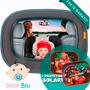 Bebê Conforto Espelho Retrovisor Carro Protetor Solar Disney