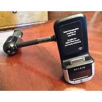 Base Para Escuchar Ipod En El Coche Marca Belkin Fhz176tt
