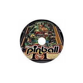 Emulador Pinball Com Mais De Mil Maquinas - 2 Dvds