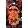 Frida Kahlo-budas Bebe-pintados A Mano-mas Motivos