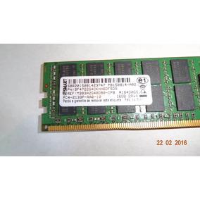 Hp Memoria 16gb 2rx4 Pc4-2133p T430 T630 R730 R430 R530 R630
