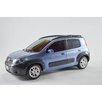 Fiat Uno Way Azul 1:18 Controle Remoto Seminovo