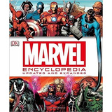 Marvel: Enciclopedia Ver. Updated And Expanded Envio Gratis