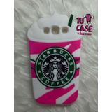 Case Starbucks Para Samsung Galaxy S3 ... Nuevo!!!