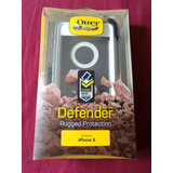 Funda Otterbox Defender Iphone 6 Clip Mica Cristal Envío Gr