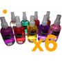 Perfume Para Ropa Y Auto X6 Fragancias Varias X Mayor Menor