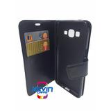 Capa Case Flip Cover Carteira Galaxy Gran Duos Prime G530 Tv