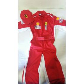 Disfraz Para Niños, Fórmula 1 Talla 12 Y Pirata Talla 10