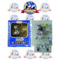 Figura Sonic Desarmable 10 Cm