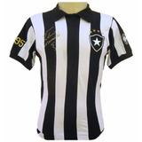 Camisa Retro Do Botafogo 1995 #7 Tulio Campeão Brasileiro/95
