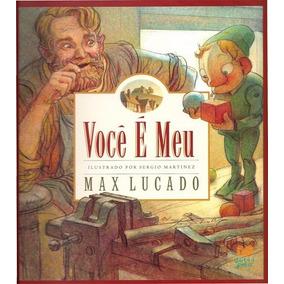 Livro Marcinelo - Você É Meu - Max Lucado