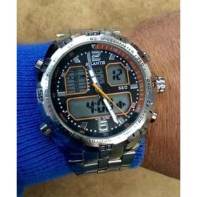 84529206007 Relogio Atlantis 3225 Original Modelo Novo - Relógio Masculino em ...