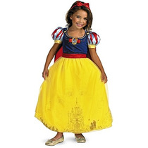 Disfraz Inc - Cuentos De Disney Blancanieves Prestige Niño