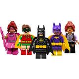 Set Robin Batichica Batman Compatible Con Lego Envio Gratis