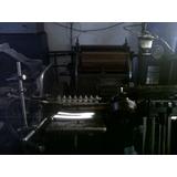 Maquina Tipografica Heidelberg