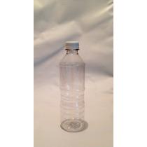 Envase O Botella De Pet De 500ml