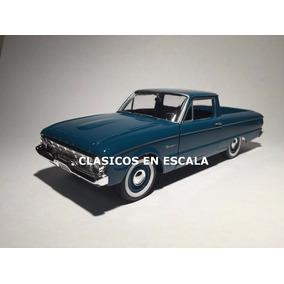 Ford Ranchero 1960 Clasico Americano - A Motormax 1/24