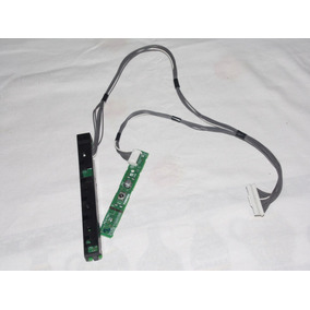 Placa Sensor E Placa Led Standby Semptoshiba 32rv700(a)da