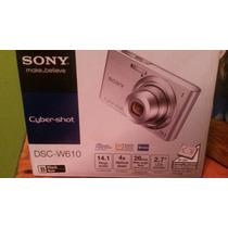 Camara Sony Dsc-w610