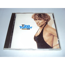 Tina Turner - Simply The Best - Cd Made In Holland 1991