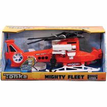 Tonka Helicoptero De Rescate Con Luces Y Sonido Original