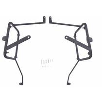 Suporte Mala Bau Lateral Honda Transalp 700 - Givi Monokey