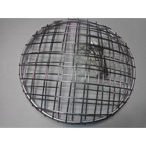 Rejillas Faro Vw Sedan Vocho Cromadas Metalicas 1970-2004