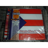 Cd Mania El Nacional ( Puerto Rico All Stars )