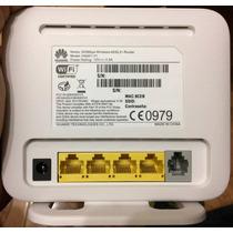 Modem Y Router Huawei 300mbps Wireless Adsl2 Wifi