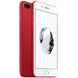Iphone 7 Apple 256gb Vermelho Nacional Selo Anatel - Novo