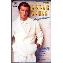 Cassette De Oscar Athie: Amiga Veneno 1988