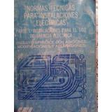 Normas Tecnicas Para Instalaciones Electricas