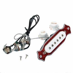 Captador Magnético - Single Coil - Para Violão Ou Guitarra