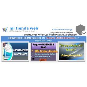 Paq.300 Timbres Fiscales Para Factura Electronica,pos