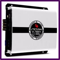 Stetsom Cl950 He Módulo Amplificador 3 Canais - 950w Pmpo