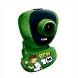 Câmera Webcam Ben 10 Alta Resolução Usb Pc Computador