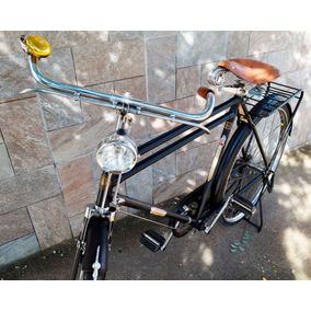 Bicicleta Inglesa Hércules Anos 50