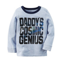 Malha De Frio Carters Masculino - Tamanho 4 - 100% Original