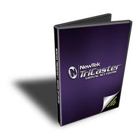 Newtek Virtual Set Editor Solo Para Modelos Tricaster Hd