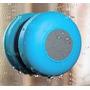 Caixa Acustica Bluetooth De Som Impermeável Cores Diversas