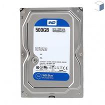Hd Western Digital Blue Sata Iii 6gb/s 500gb Wd5000azlx