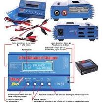 Imax B6 Cargador Baterias Lipo 2s 3s 4s 5s 6s, 12v