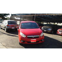 Fiat Grand Siena 1.4 C/gnc Full Modelo 2013 Color Rojo