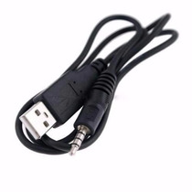 Cabo Adaptador P2 X Usb Macho Mp3 Mp4 Celular Som Automotivo