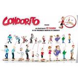 Figuras De Condorito Originales Colección Completa