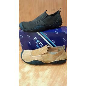 Zapatos Casuales Kopa Tipo Clarcks Originales